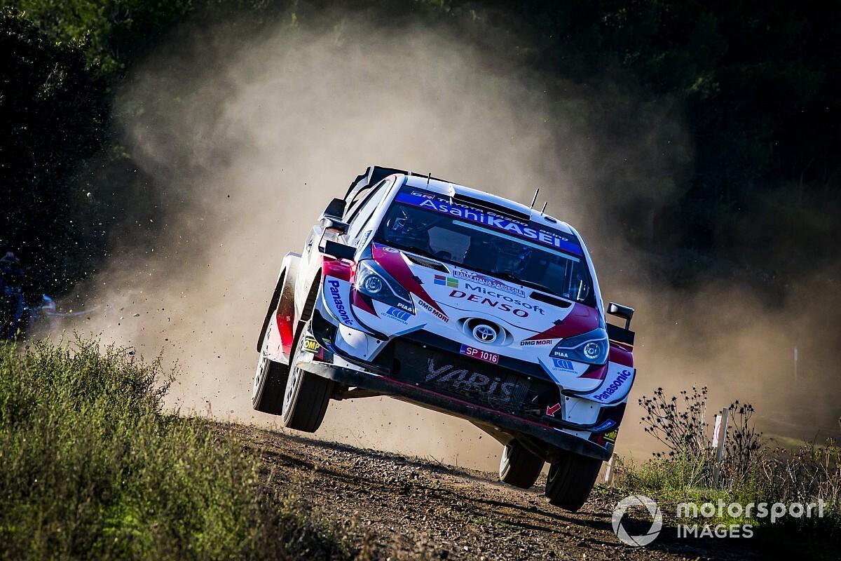 Sébastien Ogier resumes for 2021 with Toyota in the WRC - Motor Informed