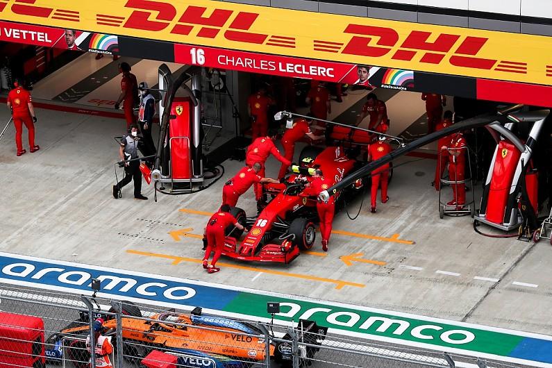 Ferrari revises chassis department ahead of 2021 F1 season - Motor Informed