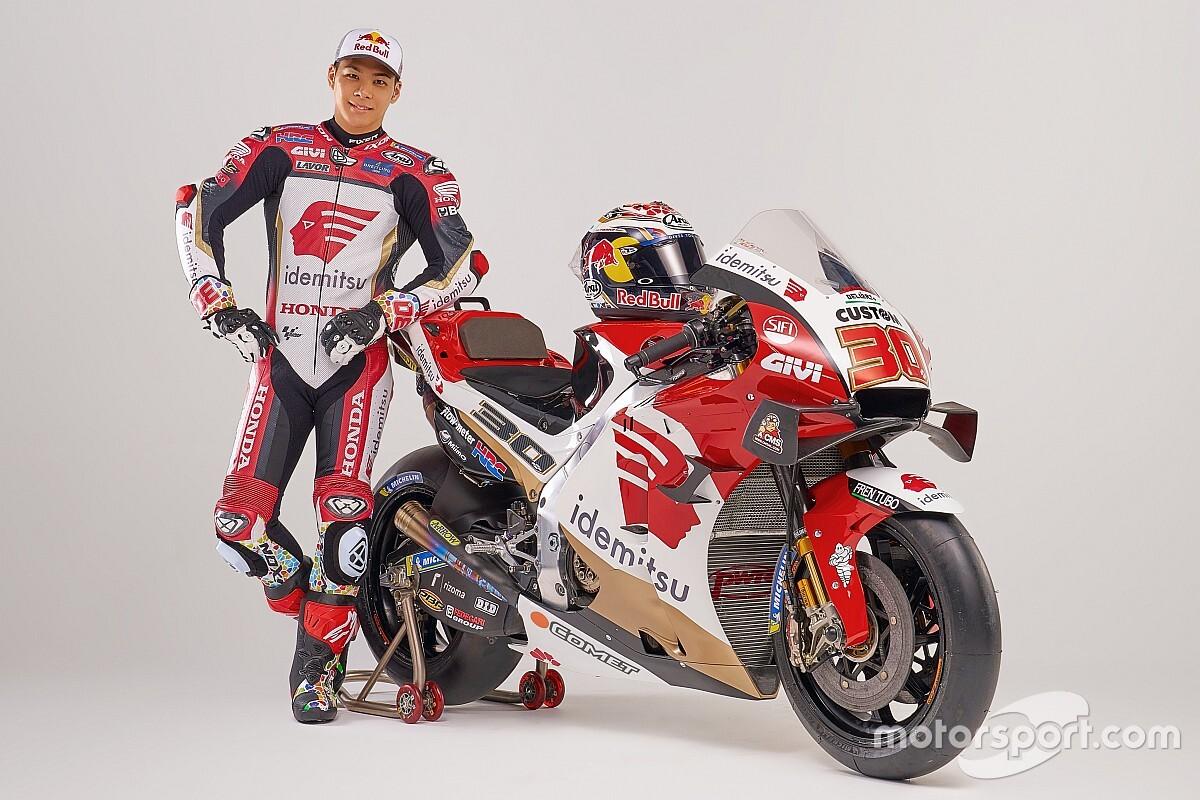LCR reveals livery for Nakagami's 2021 MotoGP bike - Motor Informed