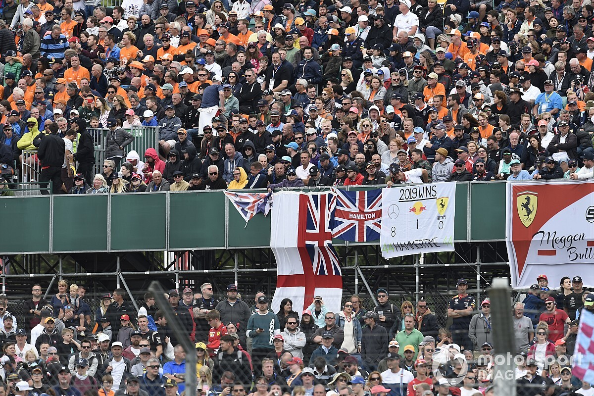 Silverstone to present away F1 and MotoGP tickets to key staff - Motor Informed