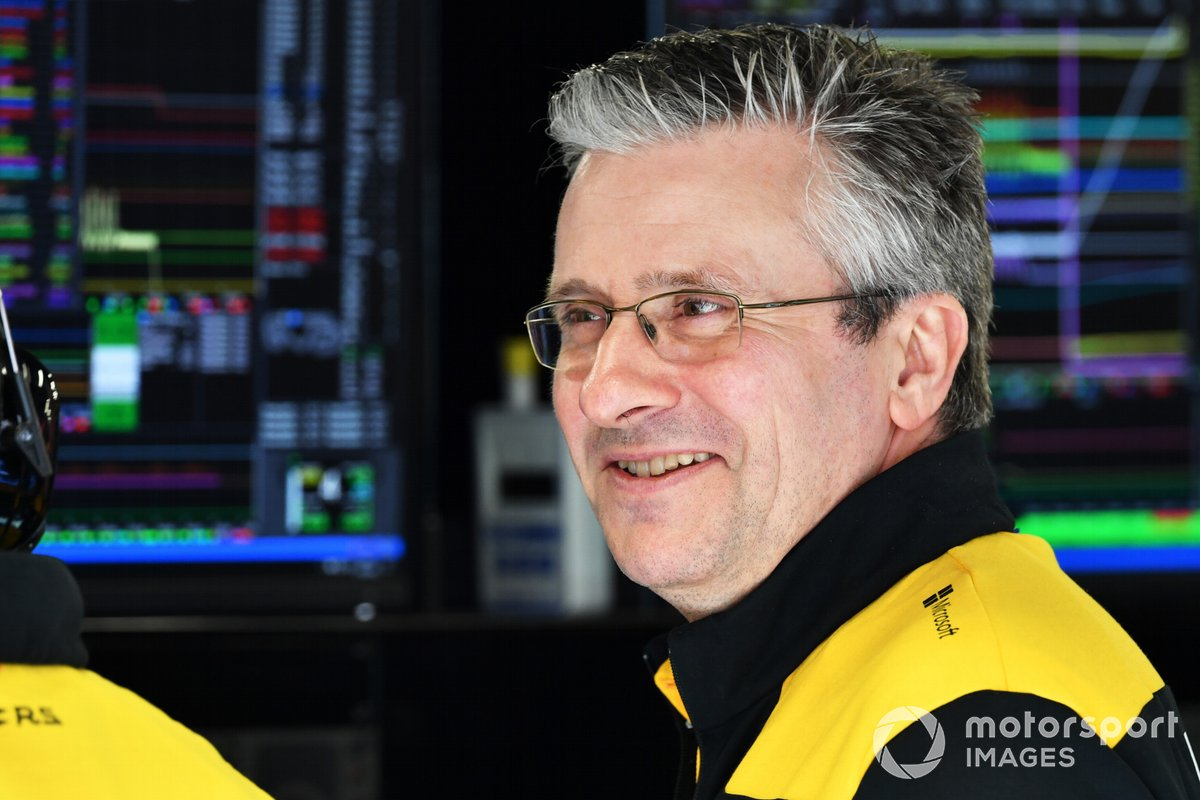 Pat Fry, Alpine Formula 1 team