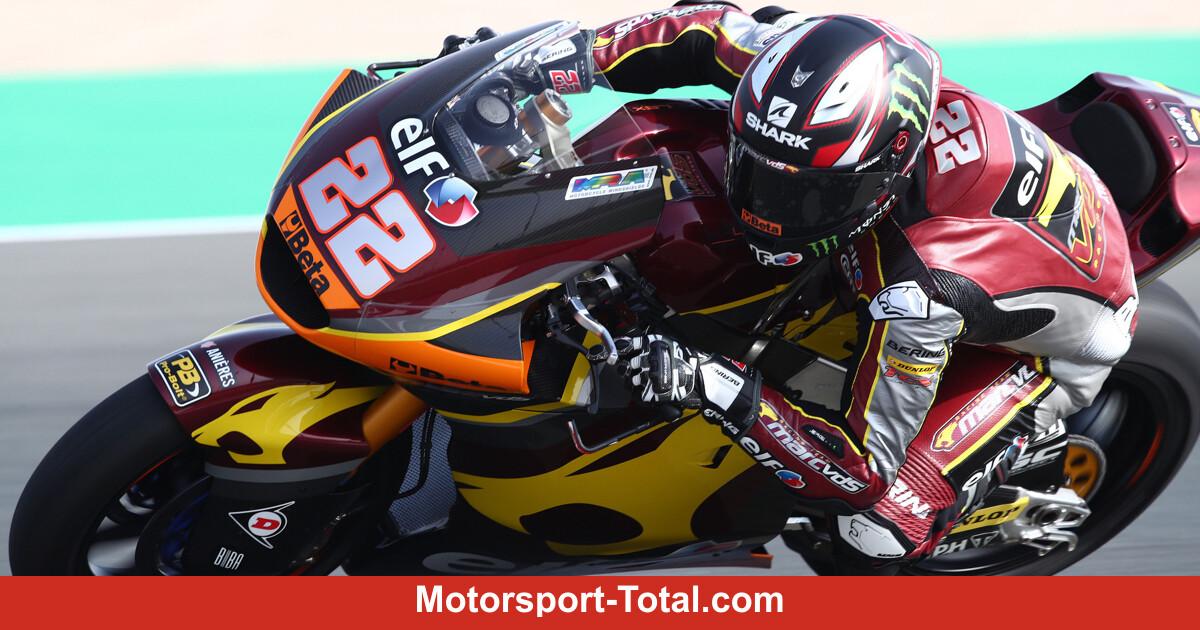 Moto2 preseason test 2021 in Qatar: Sam Lowes P1 - Motor Informed