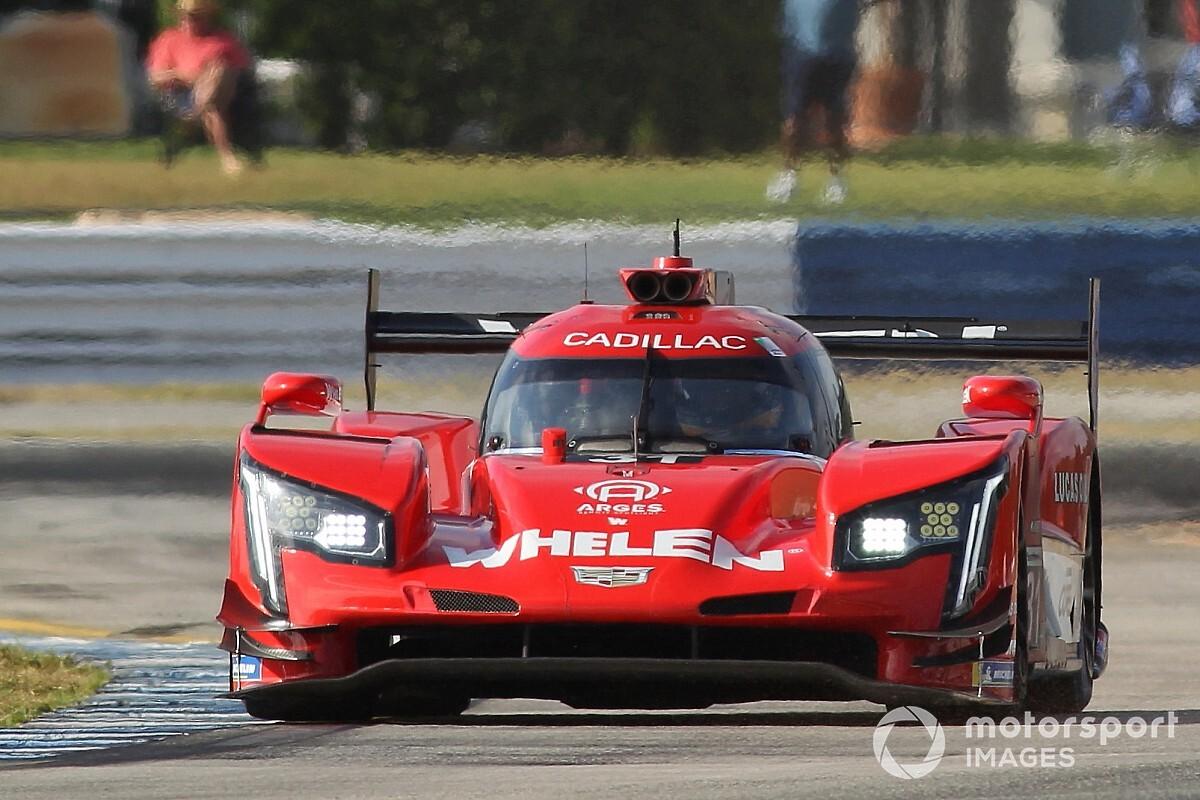 Sebring 12H: Derani takes pole, team-mate Johnson crashes - Motor Informed