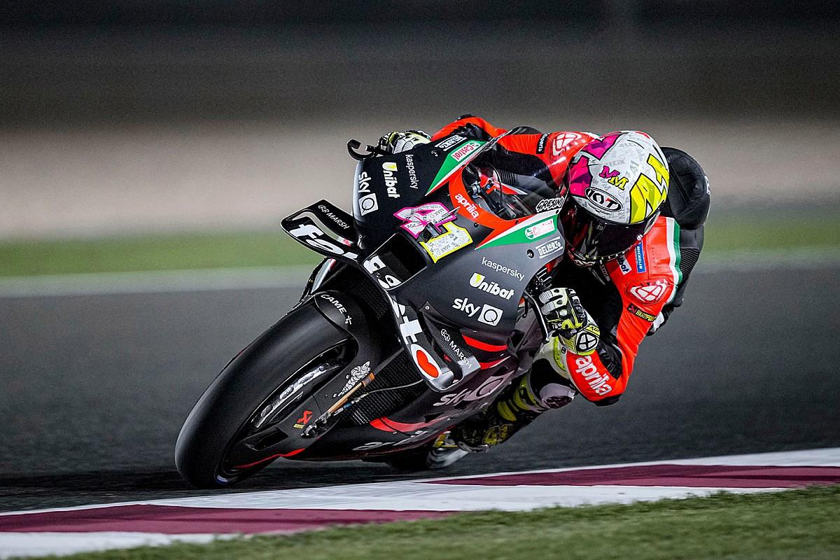 Aleix Espargaró shows his ambitions - Motor Informed