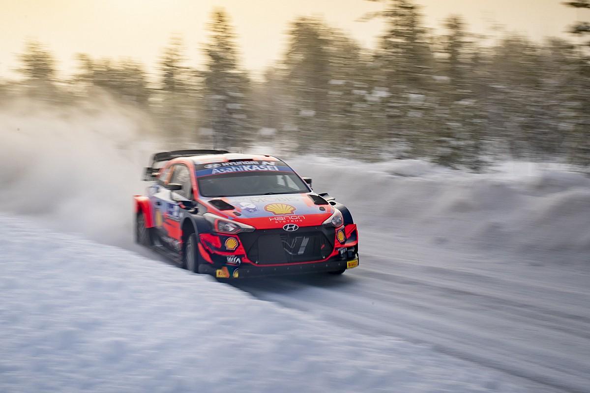 Hyundai, Toyota and M-Sport formally enter WRC hybrid - Motor Informed