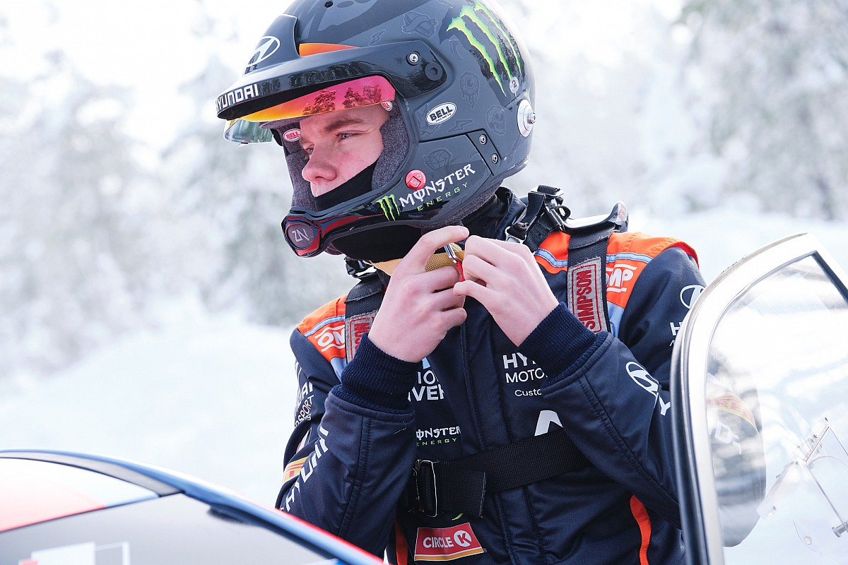 Solberg's subsequent i20 WRC rally already scheduled - Motor Informed