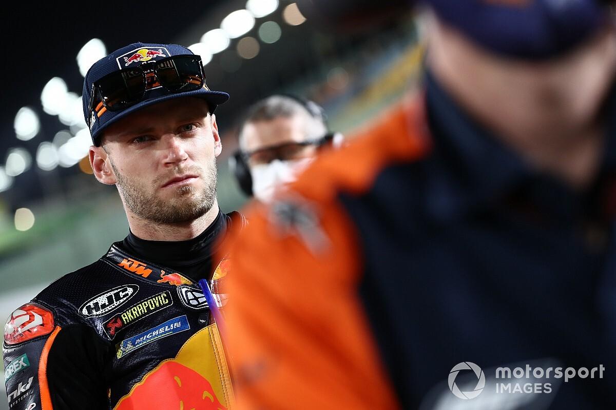 "KTM's Binder ""not having fun with life"" after 'survival' Qatar MotoGP race - Motor Informed"