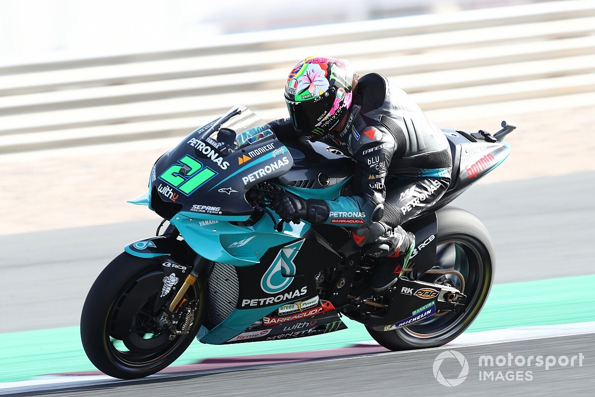 Morbidelli's Qatar MotoGP race wrecked by holeshot gadget subject - Motor Informed