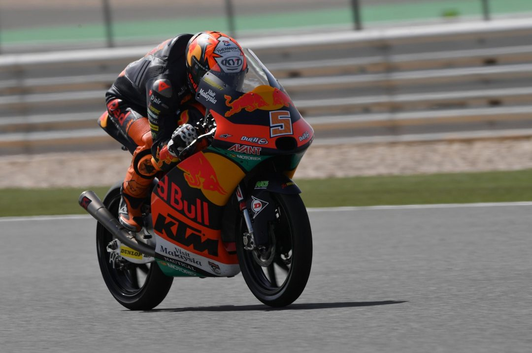 Masia victory on the photograph end, what Acosta 2nd debut! - Motor Informed