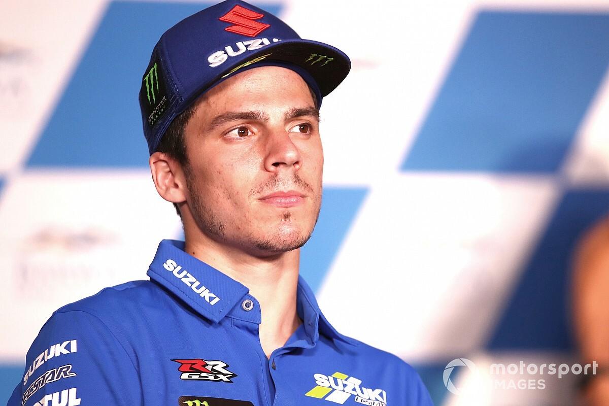 "Defending MotoGP champion Mir ""very pissed off"" after Qatar apply - Motor Informed"