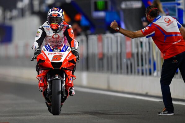 """""""I knew that the bike and the workforce have the potential to win"""" - GP Inside - Motor Informed"""