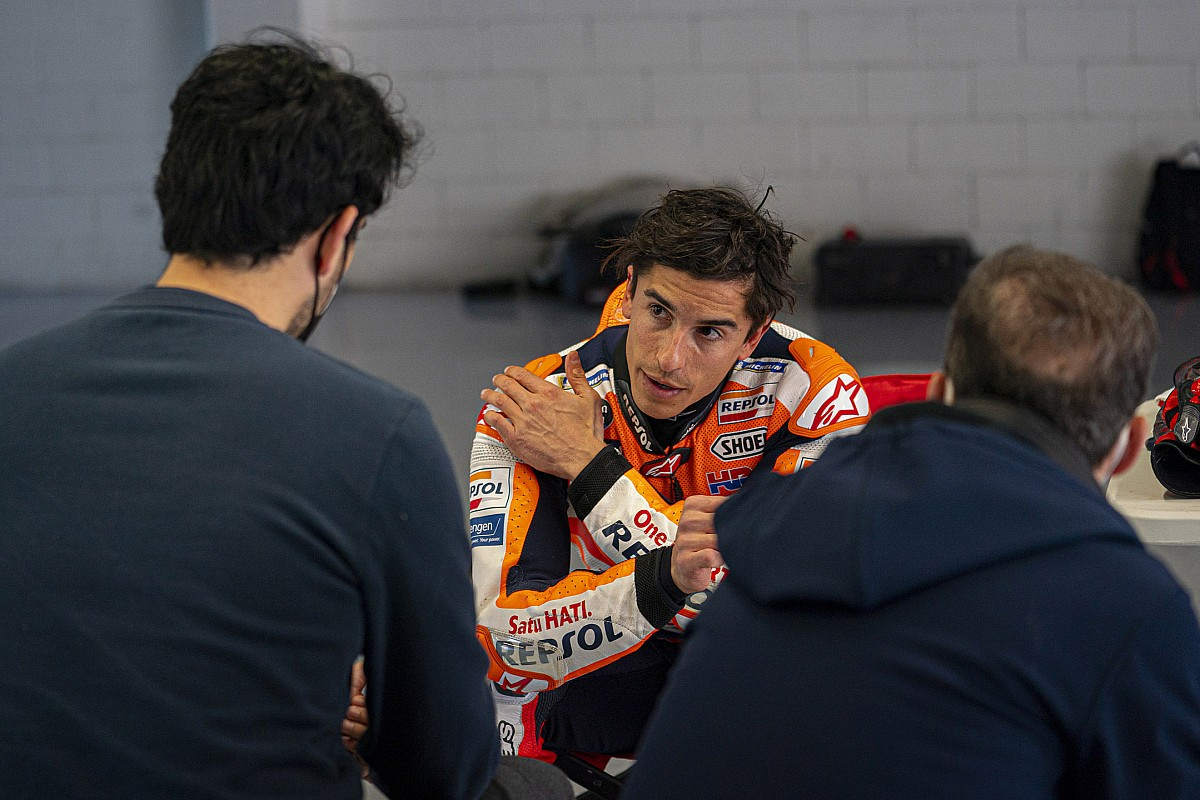 Podcast: Why Marquez's Qatar MotoGP absence hints at a stronger rider - Motor Informed