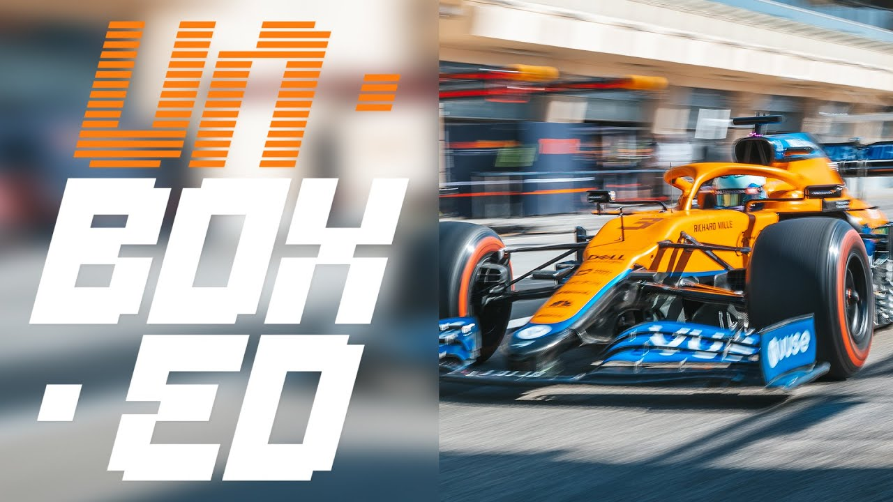 McLaren Unboxed   Testing 1, 2, 3   #F1Testing - Motor Informed
