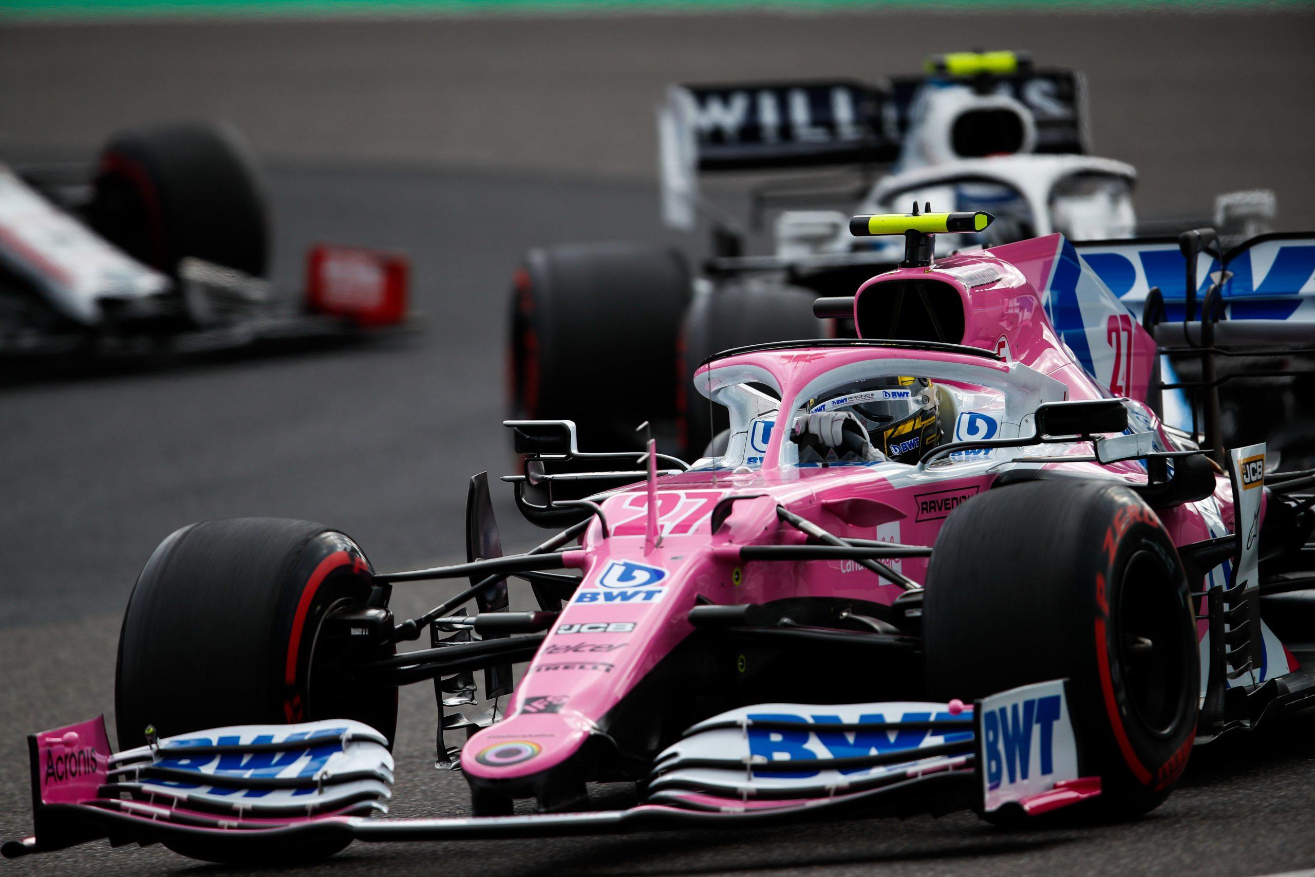 Nico Hulkenberg, Racing Point, Formula 1 Eifel Grand Prix 2020