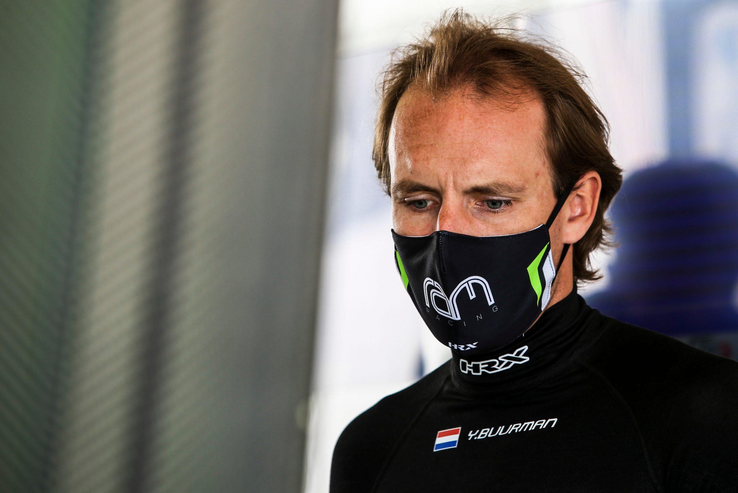 Yelmer Buurman, RAM Racing Mercedes-AMG GT3