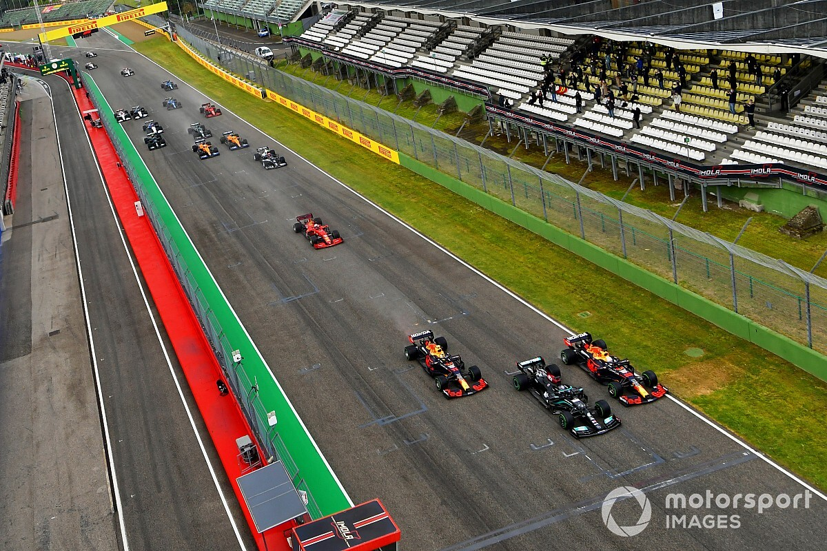 F1 rule modifications: In defence of constructing obligatory enhancements - Motor Informed