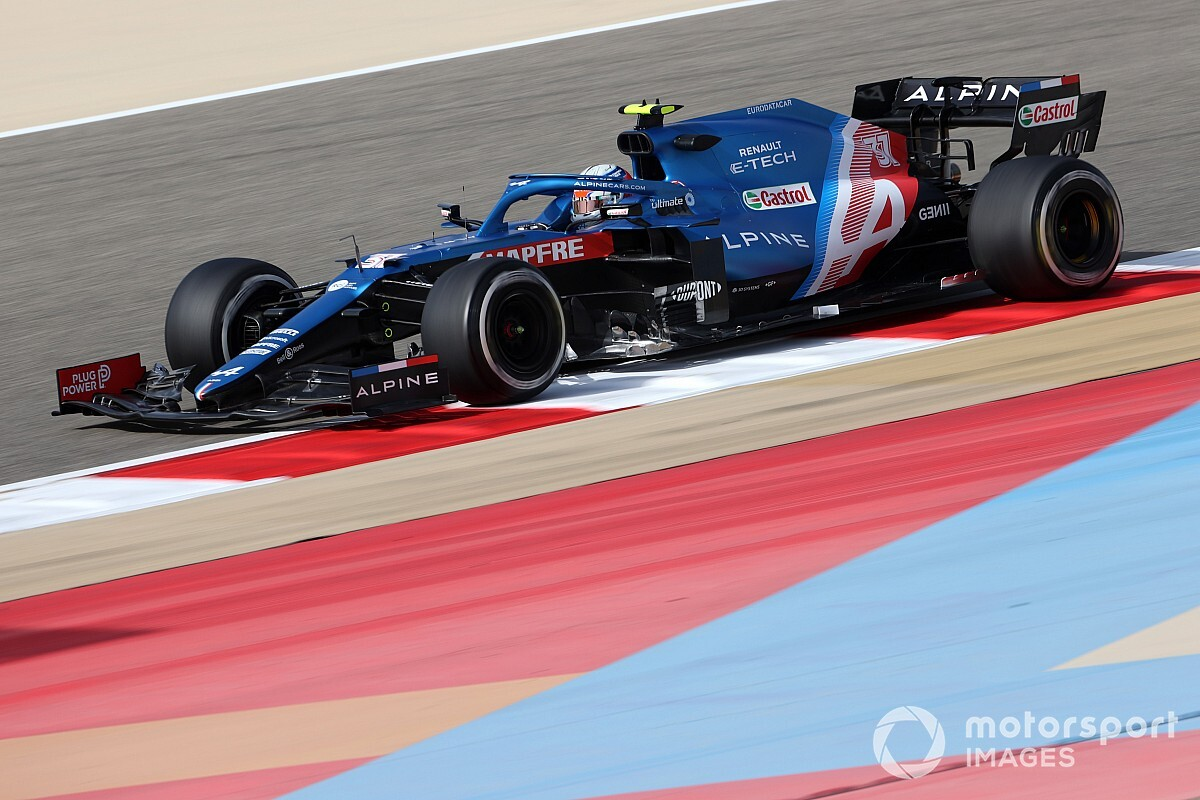 Alpine 'scared' itself in Bahrain GP with hot-weather struggles - Motor Informed
