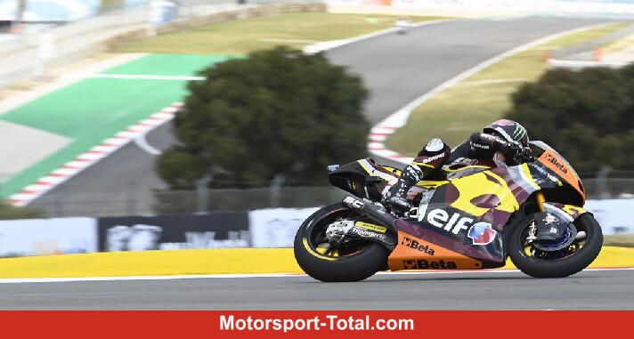 Sam Lowes on pole, Marcel Schrötter fails in Q1 - Motor Informed
