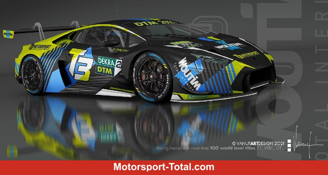 Lamborghini 2021 at the start in the DTM! How it came to T3 motorsport entry - Motor Informed