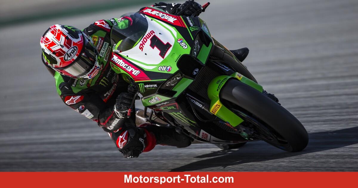 Kawasaki ace Jonathan Rea sets the fastest time - Motor Informed