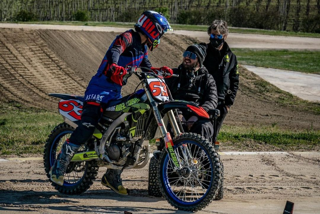 MX day at Valentino Rossi's Ranch - Motor Informed