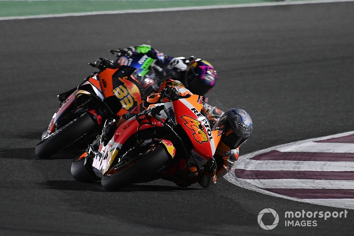 """A """"disgusting"""" consequence however the tempo of the leaders - Motor Informed"""