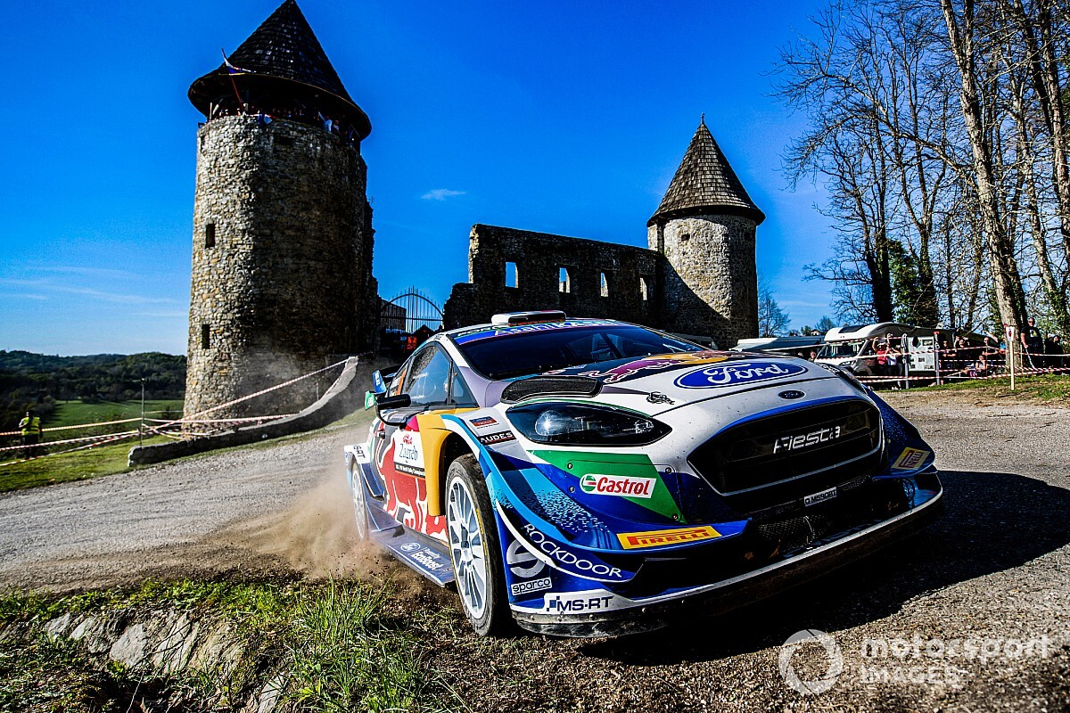 Adrien Fourmaux stays in WRC for Portugal - Motor Informed