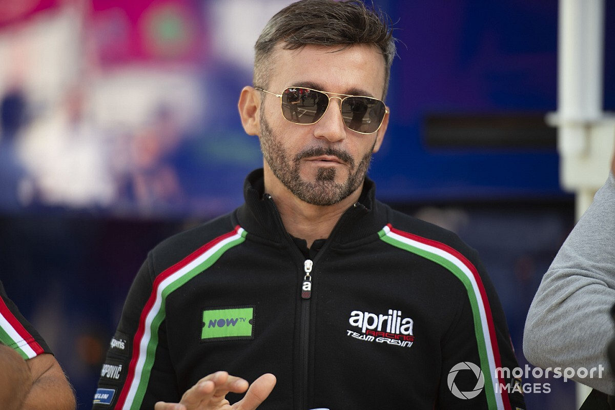 "Biaggi positive that Dovizioso is ""your best option"" for Aprilia - Motor Informed"