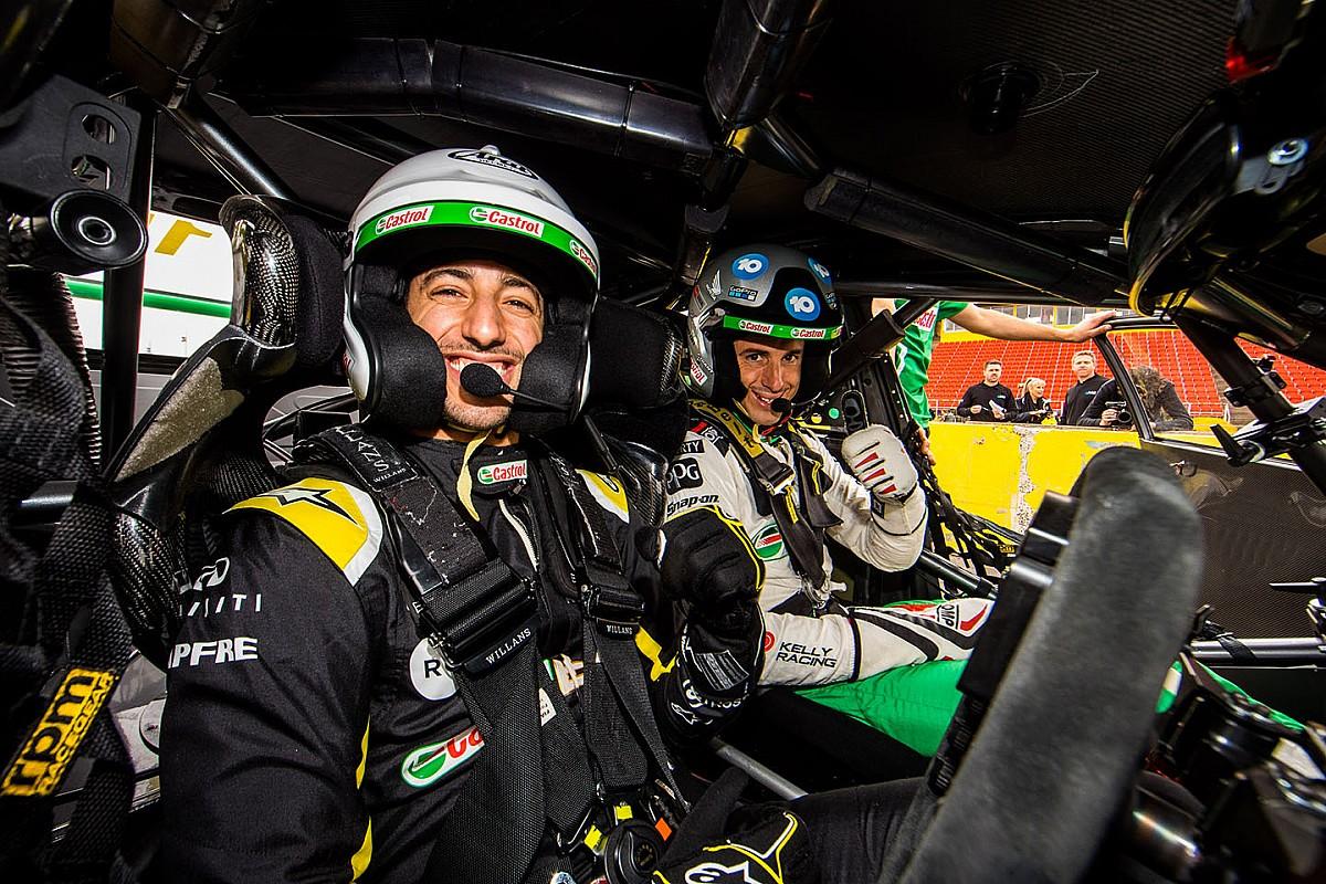 "Daniel Ricciardo feels the ""want"" to experience in Bathurst - Motor Informed"