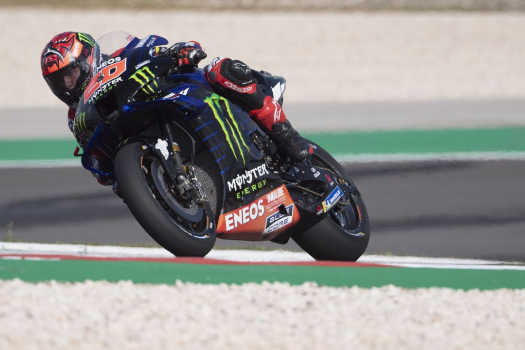 MotoGP Portimao: the pictures of the , mockery Bagnaia - Motor Informed