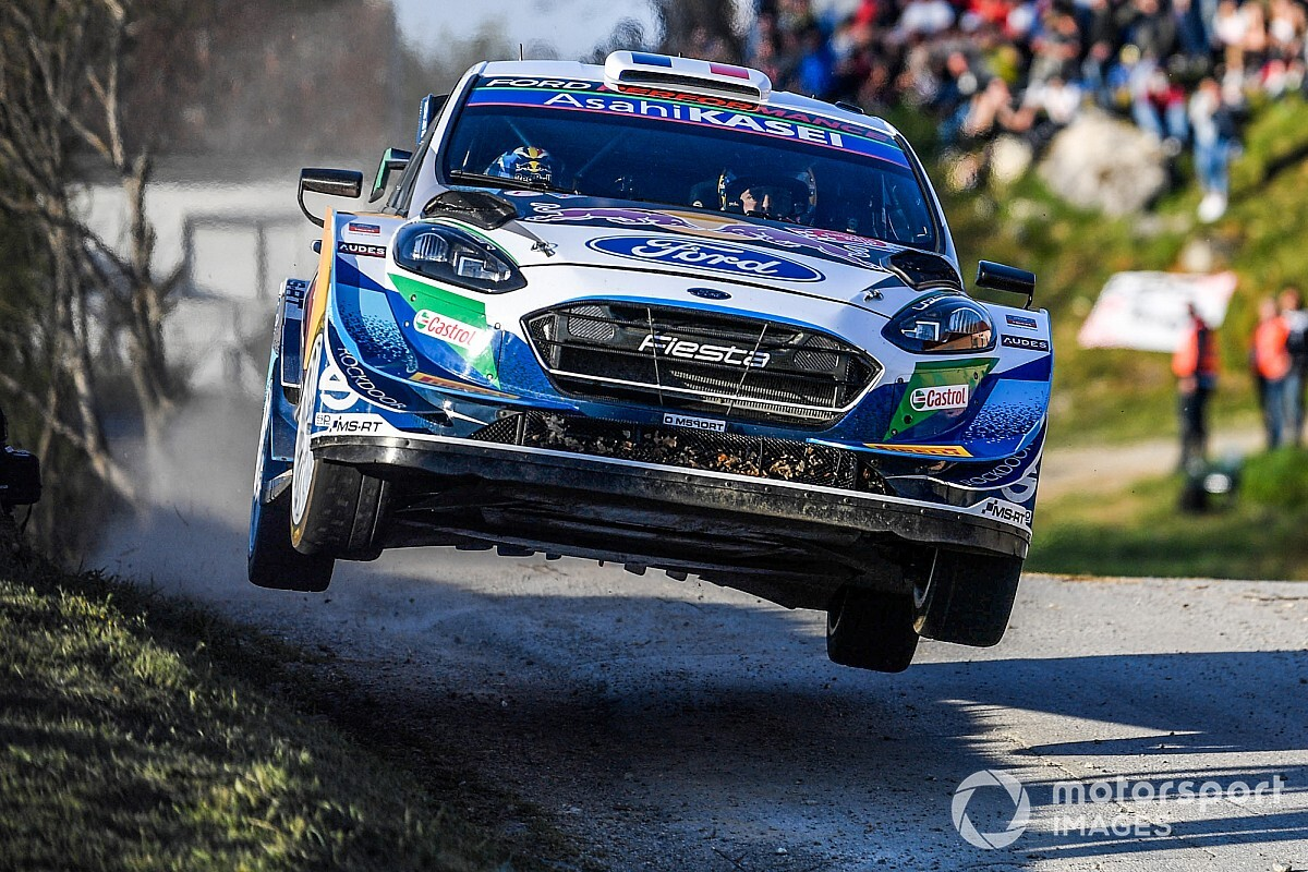 """M-Sport noticed in Fourmaux """"a resemblance to Ogier"""" - Motor Informed"""