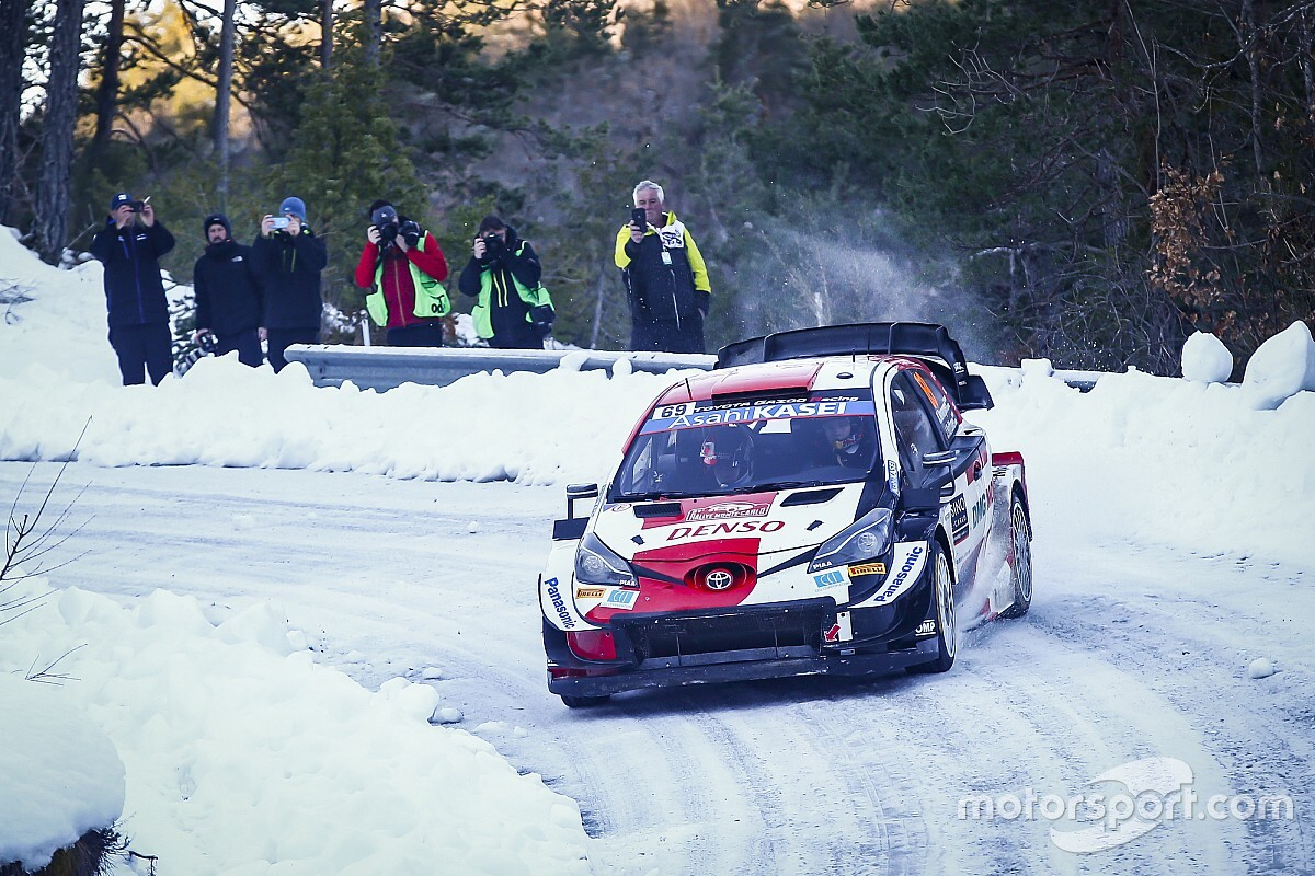 Ogier feels Rovanperä may make historical past within the Arctic - Motor Informed
