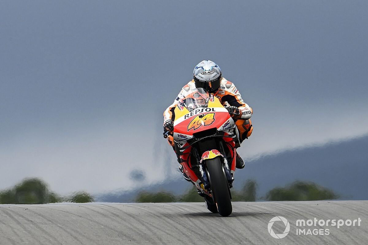 "Pol Espargaró needs to get out of his ""barely destructive dynamic"" in Jerez - Motor Informed"