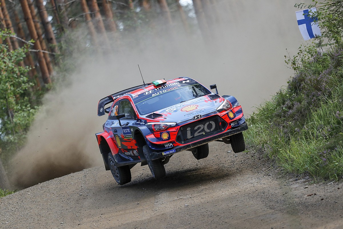 Rally Finland postponed in hopes of welcoming the general public - Motor Informed