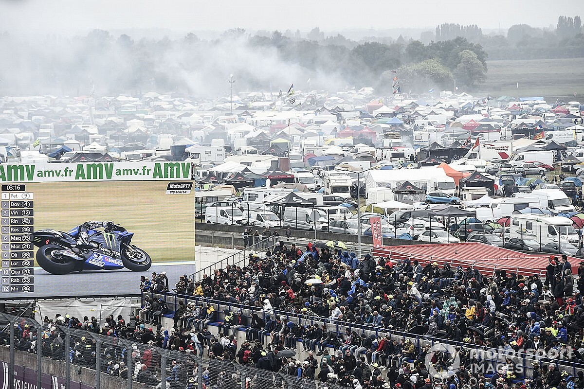 The MotoGP French GP offers up its Fan Zones for 2021 - Motor Informed