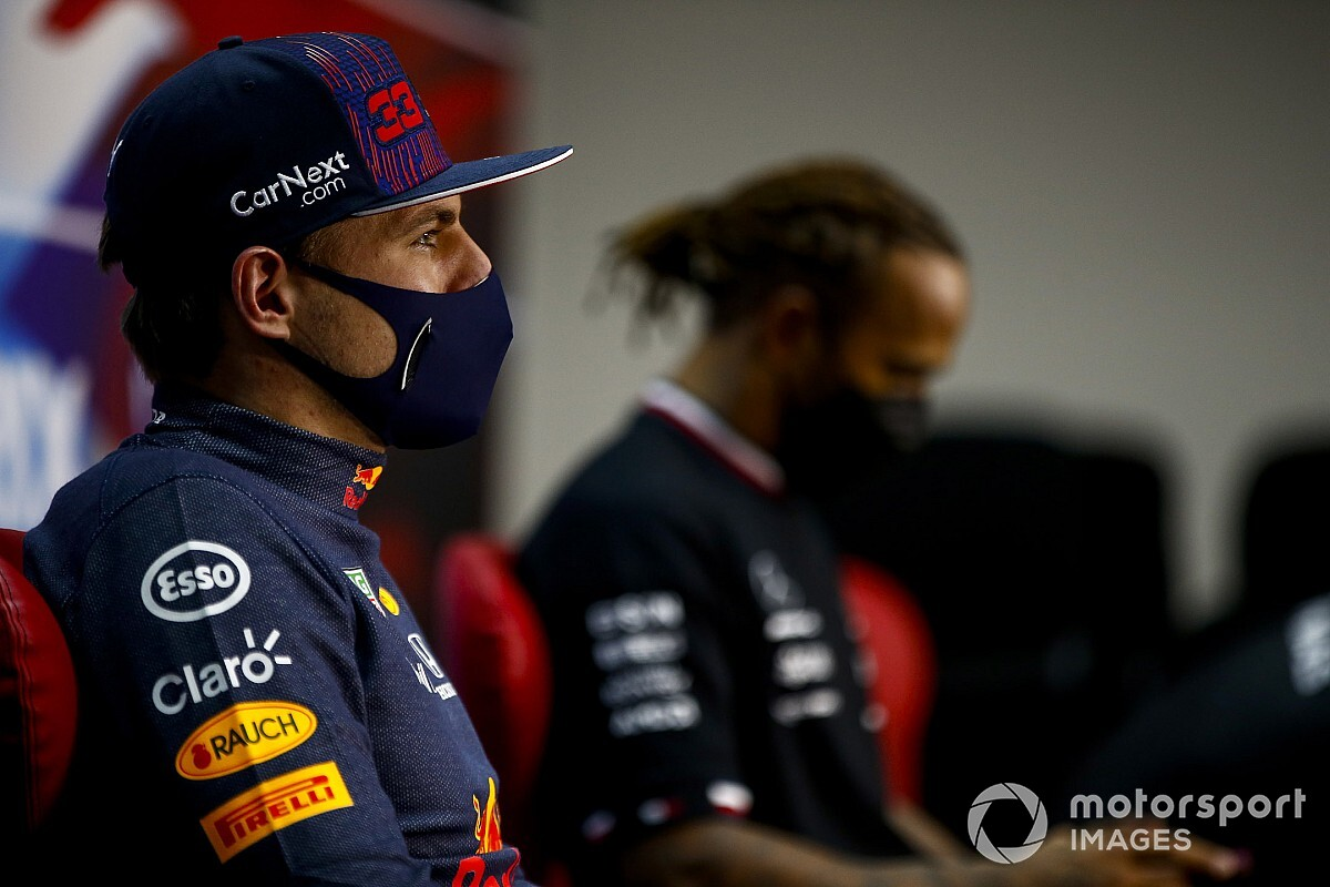 Verstappen does not care about being the one to dethrone Hamilton - Motor Informed