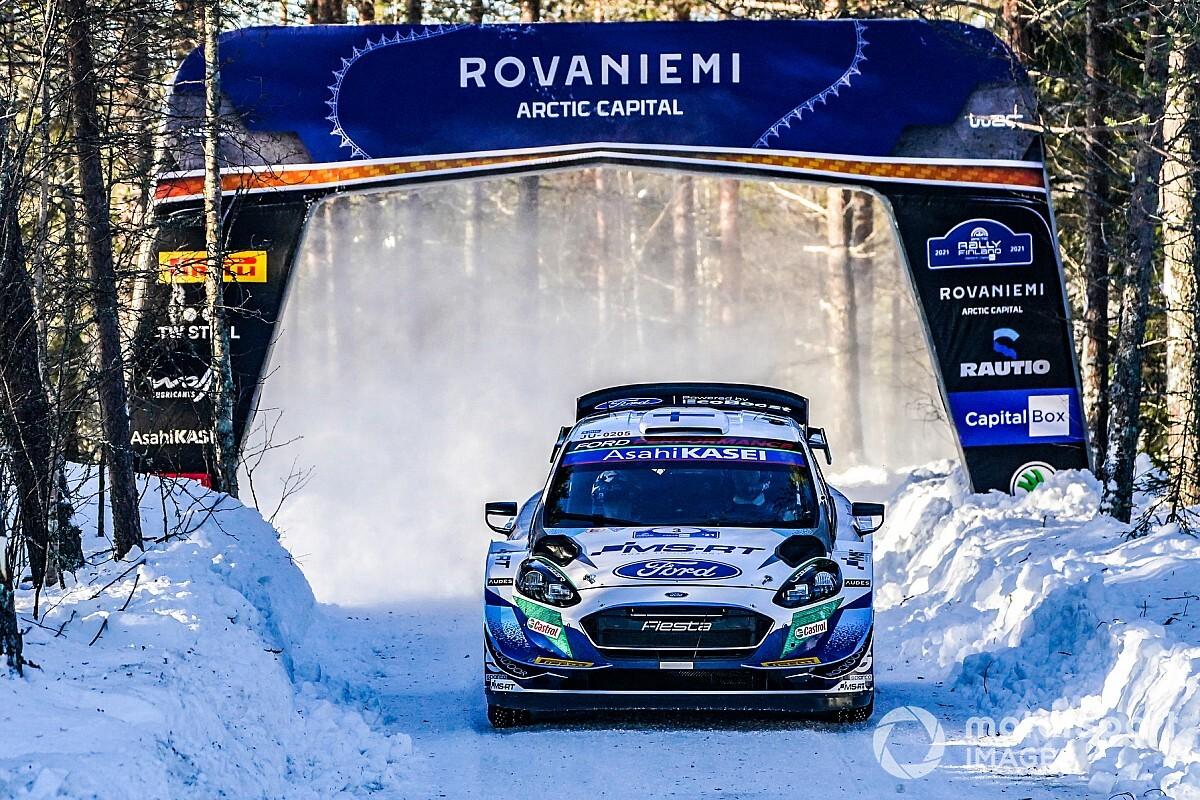 WRC hybrid alternative preserves M-Sport's quick future - Motor Informed