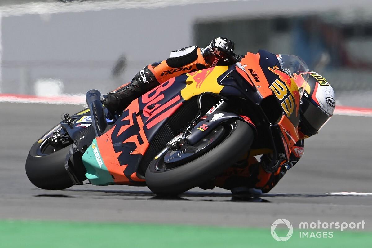 """Binder: KTM """"not in a horrible place"""" regardless of MotoGP struggles - Motor Informed"""