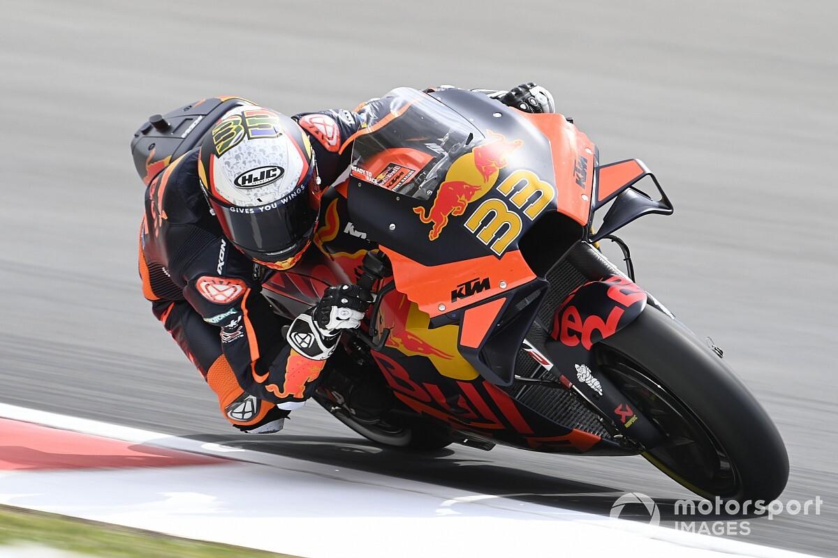"""KTM """"not in a horrible place"""" regardless of struggles - Binder - Motor Informed"""