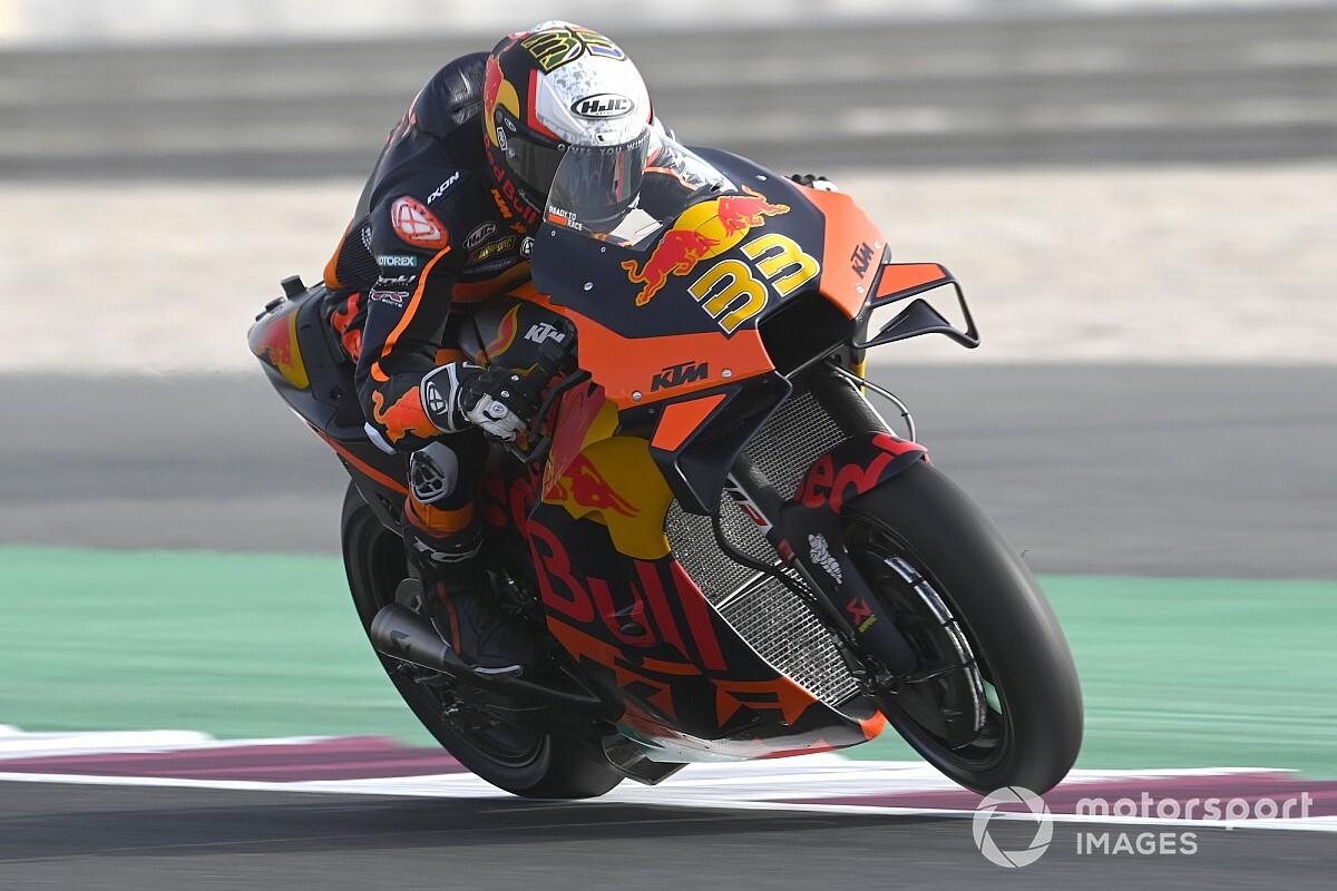 "Binder was ""scared"" about Doha MotoGP tyre gamble - Motor Informed"