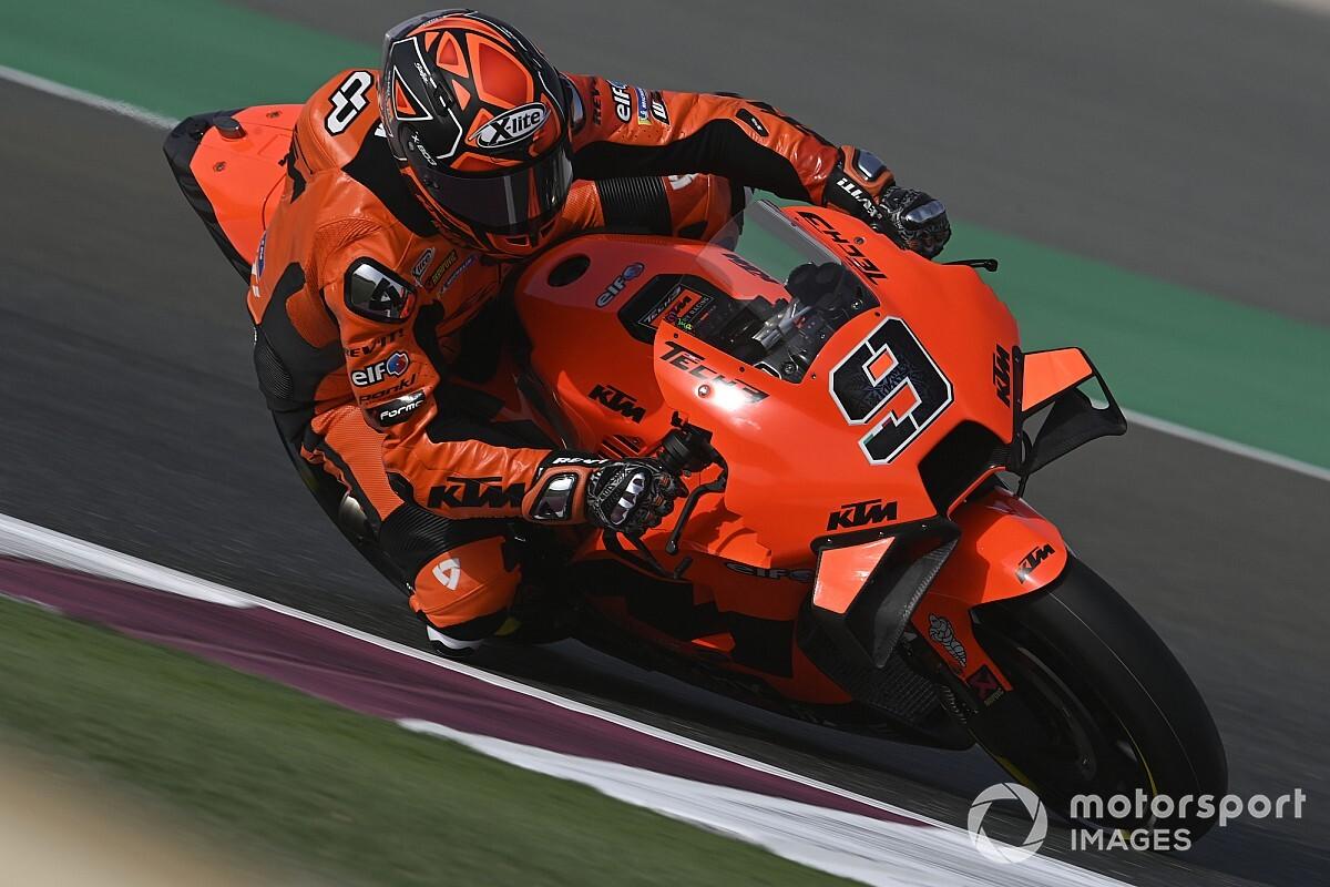 "Petrucci feels he's ""too huge"" for KTM MotoGP bike - Motor Informed"