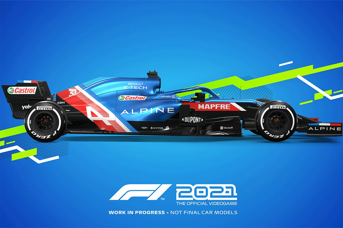 F1 2021 sport to characteristic story mode and three new circuits - Motor Informed