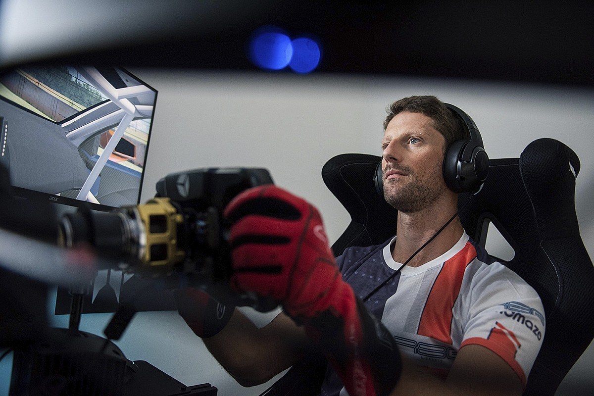 Grosjean to retain Haas ties by means of F1 Esports crew - Motor Informed