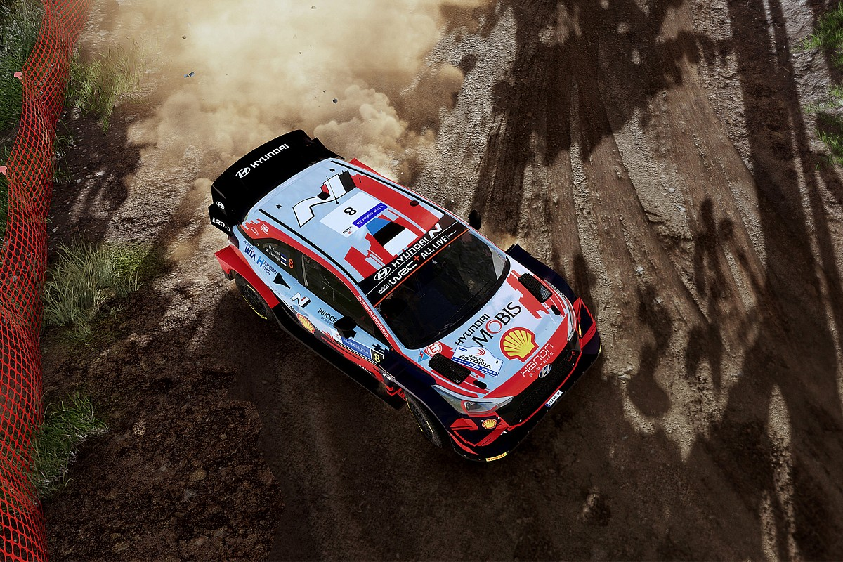 WRC 10 revealed, celebrates 50 years of the championship - Motor Informed