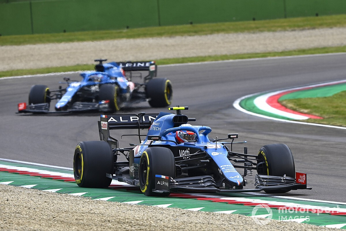 Alpine: Imola F1 automotive updates could also be stronger at different circuits - Motor Informed
