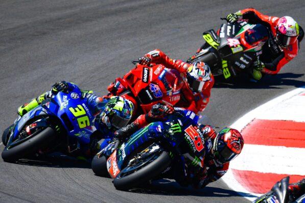 Instances, Spanish GP TV program - GP Inside - Motor Informed