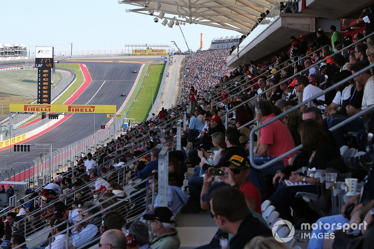 Tickets for F1 United States Grand Prix in October now on sale - Motor Informed