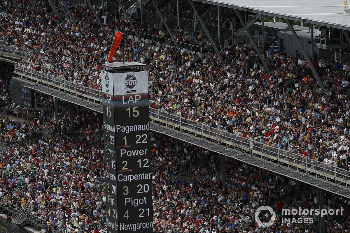 """""""Couple of weeks"""" earlier than IMS can outline Indy 500 crowd state of affairs - Motor Informed"""