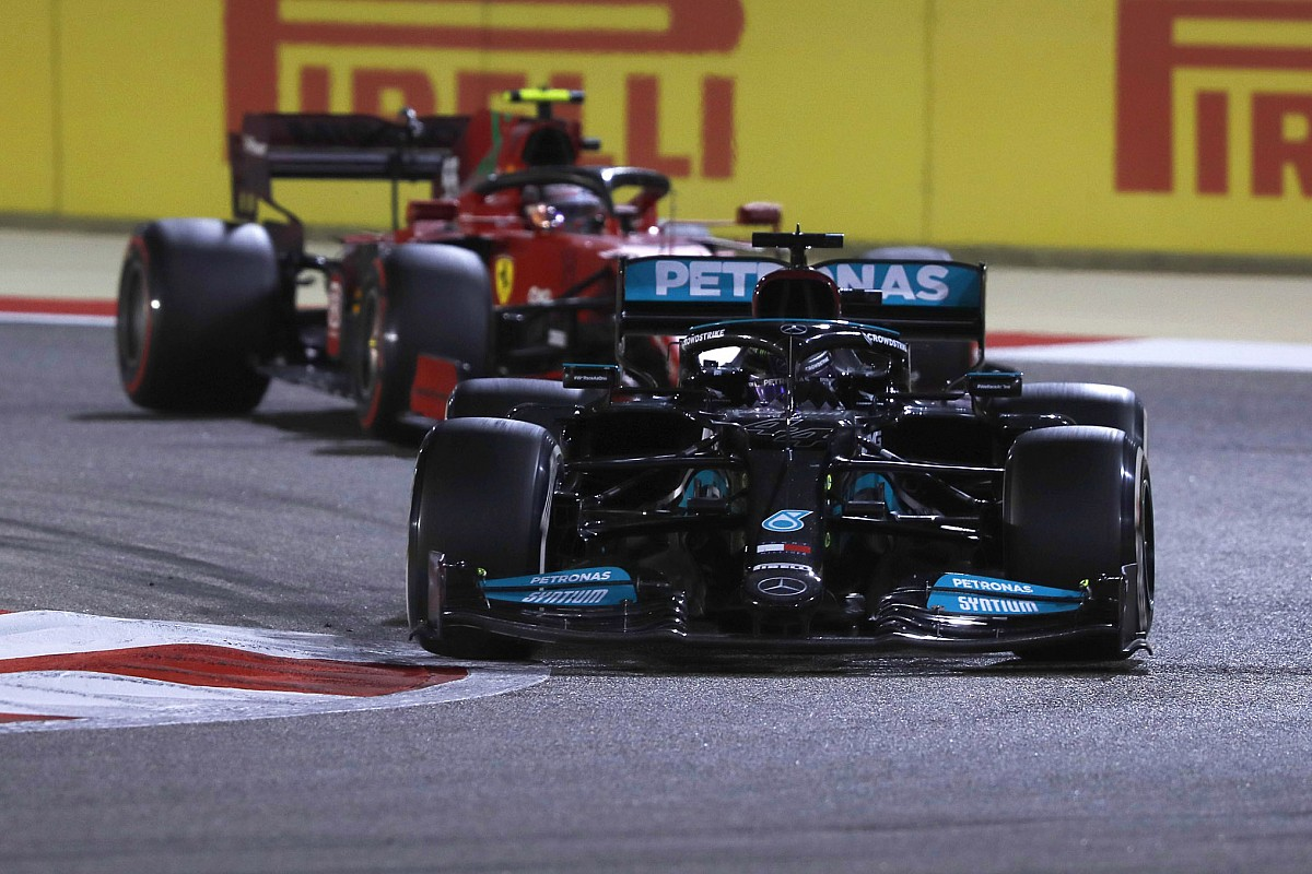 Russell: Mercedes possible has identical wind sensitivity points as Williams - Motor Informed