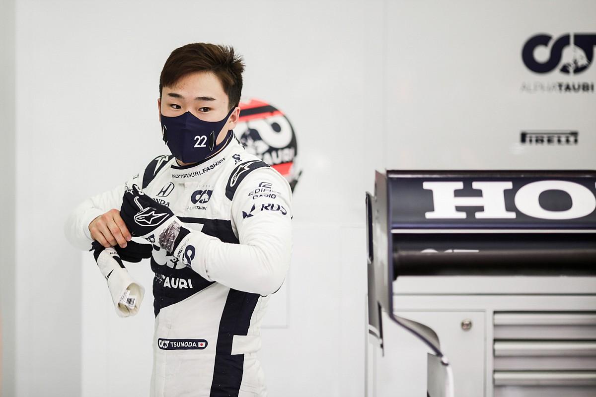"Pink Bull will not ""burn"" tough diamond Tsunoda in F1 - Motor Informed"
